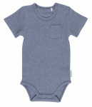 Little Dutch Romper Korte Mouw Blue