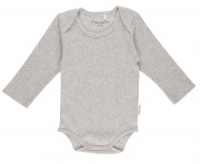 Little Dutch Romper Lange Mouw Grey
