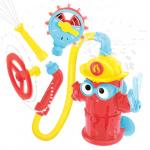 Yookidoo Ready Freddy Spray Sprinkle Brandweerpomp