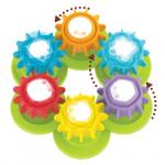 Yookidoo Shape Spin Gear Sorter