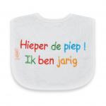 Funnies Slabber Ik Ben Jarig