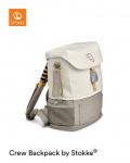 JetKids™ by Stokke® Crew Backpack Full Moon/ White