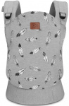 Kinderkraft Baby Carrier Milo Grey
