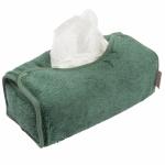 Timboo Tissue Box Hoes Incl. Kleenexdoos Aspen Green