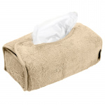 Timboo Tissue Box Hoes Incl. Kleenexdoos Frosted Almond