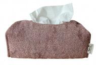 Timboo Tissue Box Hoes Incl. Kleenexdoos Mellow Mauve