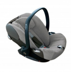 Timboo Autostoelhoes Zomer Antracite Cybex Cloud Q