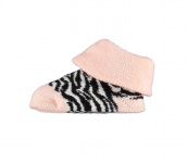 Apollo Sok Zebra Light Pink