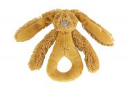Happy Horse Rabbit Richie Rattle Ochre 18 cm