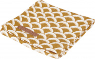 Little Dutch Swaddle Sunrise Ochre  120 x 120