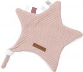 Little Dutch Knuffeldoekje Pure Pink 30 x 35 cm