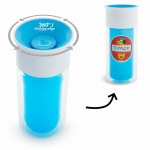 Munchkin Miracle 360º Insulated Personalises Cup Blue