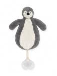 Jollein Speendoekje Pinguin Storm Grey