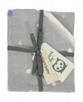 Briljant Washand Sunny Grey 3-Pack