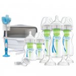 Dr. Brown's Giftsets Brede Hals Options+ Deluxe