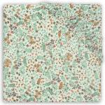 Jollein Hoeslaken Boxmatras Jersey Bloom 75 x 95 cm