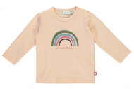 Babylook T-Shirt Rainbow Evening Sand