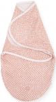 Jollein Wrapper Snake Pale Pink 0-3 mnd