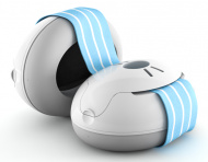 Alpine Hearing Protection Muffy Baby Blue