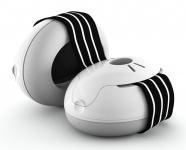 Alpine Hearing Protection Muffy Baby Black