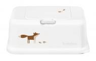 Funkybox Funky Fox White Mat