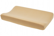 Meyco Aankleedkussenhoes Basic Jersey Warm Sand