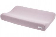 Meyco Aankleedkussenhoes Knit Basic Lilac
