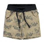 Babylook Shorts Tiger Silver Mink