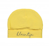 Babylook Muts Kleintje Misted Yellow