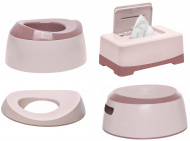 Luma Toilet Trainingsset Blossom Pink