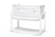 SnüzPod⁴ Bedside Crib White