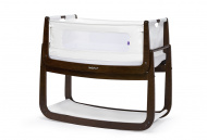 SnüzPod⁴ Bedside Crib Espresso