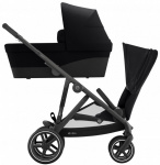 Cybex Gazelle S BLK Duo Deep Black/Black