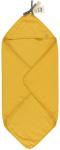 Briljant Badcape Hydrofiel Uni Oker 75x75cm