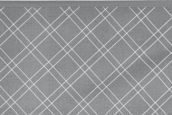 Meyco Wieglaken Double Diamond Grey 75 x 100 cm