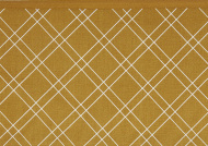 Meyco Ledikantlaken Double Diamond Honey Gold 100 x 150 cm
