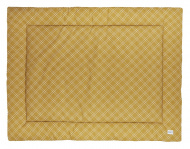 Meyco Boxkleed Double Diamond Honey Gold 80 x 100 cm