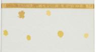 Briljant Ledikantlaken Sunny Oker 100 x 150 cm