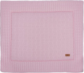 Baby's Only Boxkleed Kabel Baby Roze 80 x 100 cm
