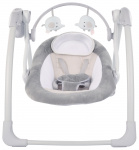 Bo Jungle B-Portable Swing Dolphy Grey