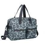 Kidroom Diaperbag One Thing At A Time Blue