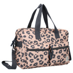 Kidzroom Diaperbag One Thing At A Time Pink