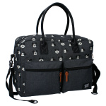 Kidzroom Diaperbag Mickey Mouse Better Care Dark Grey