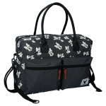 Kidzroom Diaperbag Minnie Mouse Better Care Grey
