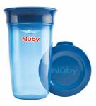 Nûby Beker Wonder 360 Blauw 300ml 6mnd+