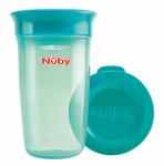 Nûby Beker Wonder 360 Aqua 300ml 6mnd+