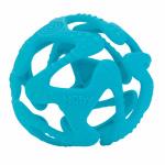 Nûby Silicone Bijtbal 3mnd+ Aqua