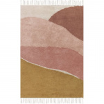 Little Dutch Vloerkleed Horizon Pink 130 x 90 cm