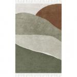 Little Dutch Vloerkleed Horizon Olive 130 x 90 cm