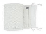 Jollein Box/Bedbumper River knit Cream White